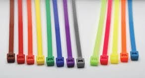 Color Cable Ties (18 lb)