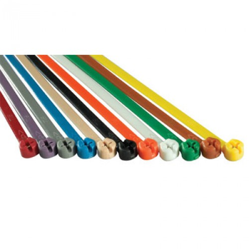 Ty-Rap® Color Cable Ties