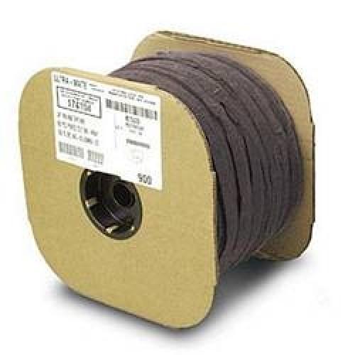 "23-1/2"" x 1-3/4"" Velcro® Brand One Wrap® Straps Black 230/Spool"